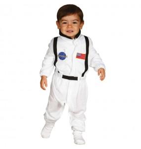Travestimento astronauta americano neonato che più li piace