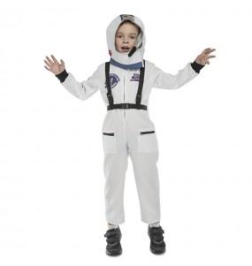 Travestimento Astronauta con accessori bambino che più li piace