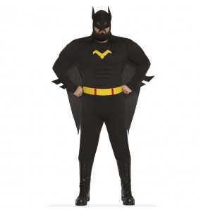 Travestimento Bat Hero adulti per una serata in maschera