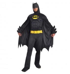 Costume da Batman muscoloso classic per uomo