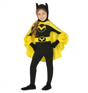 Travestimento Supereroina Batwoman bambina che più li piace