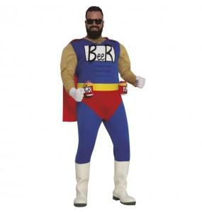 Costume da Supereroe della Birra per uomo