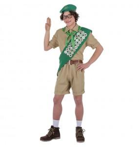 Travestimento Boy Scout adulti per una serata in maschera