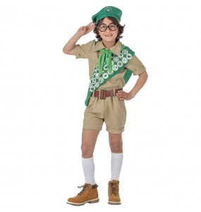Travestimento Boy Scout bambino che più li piace