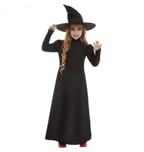 Costume da Strega malvagia per bambina