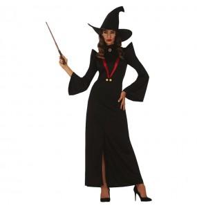 Costume da Strega Minerva McGonagall per donna