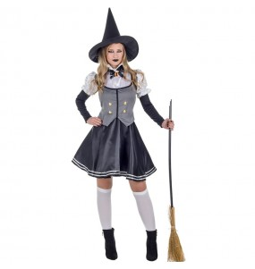 Costume Strega Mistica donna per una serata ad Halloween