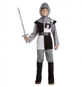 Costume da Cavaliere feudale per bambino