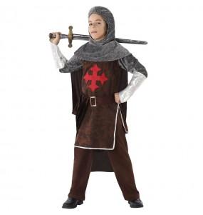 Travestimento Cavaliere medievale Crociate bambino che più li piace