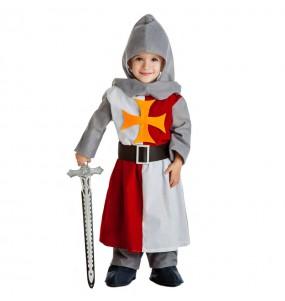 Travestimento Cavaliere Medievale neonato che più li piace