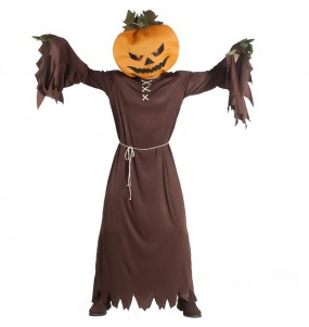 Travestimento Zucca Halloween adulti per una serata ad Halloween