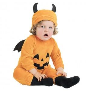 Travestimento Zucca Maligna neonati con il quale il tuo bambino farà paura