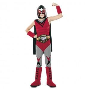 Costume da Lotta Wrestling per bambino