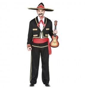 Costume da Cantante Mariachi per uomo