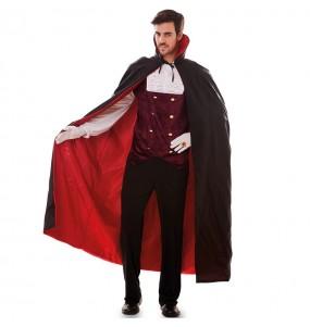 Travestimento mantello reversibile adulti per una serata ad Halloween