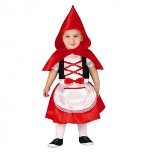 Costume da Cappuccetto Rosso per neonato