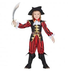 Travestimento Capitano Pirata bambino che più li piace
