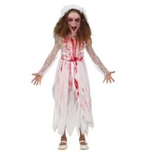 Costume da Carrie per bambina
