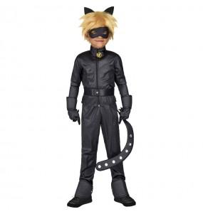 Travestimento Cat Noir bambino che più li piace