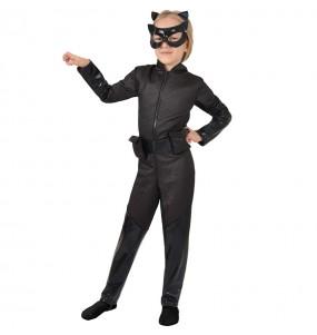 Costume da Catwoman classic per bambina