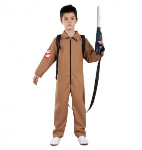 Costume da Acchiappafantasmi sterminatore per bambino