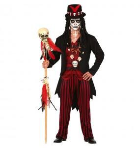 Costume da Sciamano Voodoo per uomo