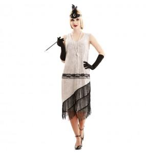 Costume da Charleston elegante per donna