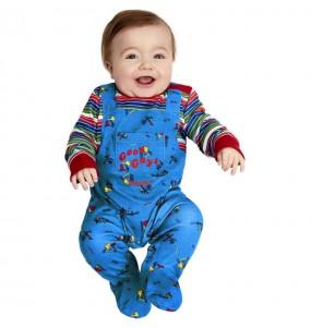 Costume da Chucky per neonato