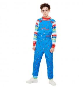 Costume da Chucky per bambino