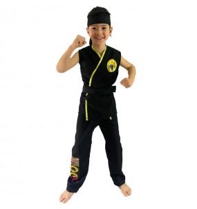 Costume da Cobra Kai per bambino
