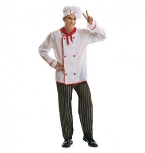 Travestimento Cuoco Masterchef adulti per una serata in maschera