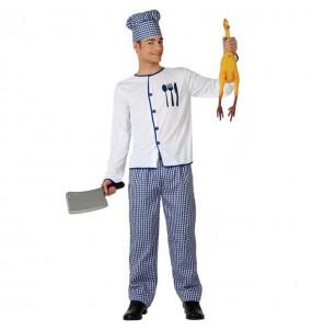 Travestimento Chef adulti per una serata in maschera
