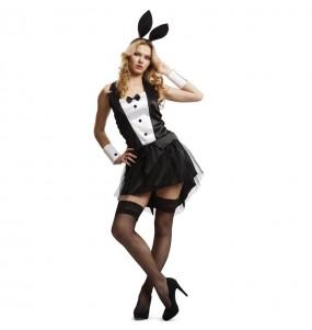 Travestimento Coniglietta Seducente donna per divertirsi e fare festa