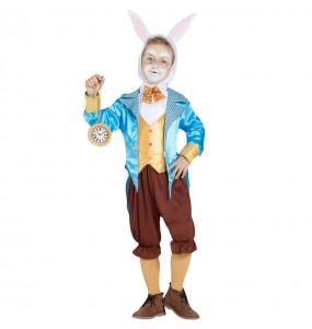 Travestimento Coniglio Alice nel paese delle meraviglie bambino che più li piace