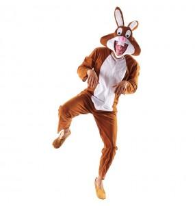 Travestimento Coniglio Bunny adulti per una serata in maschera