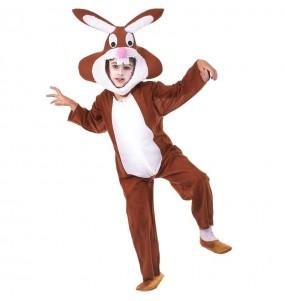 Travestimento Coniglio Bunny bambino che più li piace