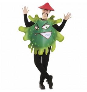 Costume da Coronavirus per adulto
