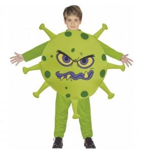 Costume da Coronavirus per bambino
