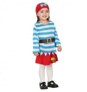 Costume da Corsara pirata per neonato