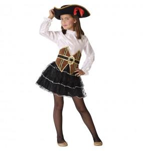 Travestimento Pirata Corsara bambina che più li piace