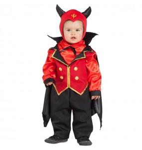 Travestimento Diavoletto Elegante neonati con il quale il tuo bambino farà paura
