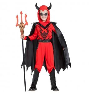Costume da Demone settario per bambino