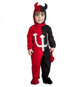 Costume da Demone tridente per bambino