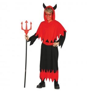 Travestimento Diavolo inferno bambini per una festa ad Halloween