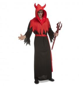 Travestimento Diavolo Infernale adulti per una serata ad Halloween
