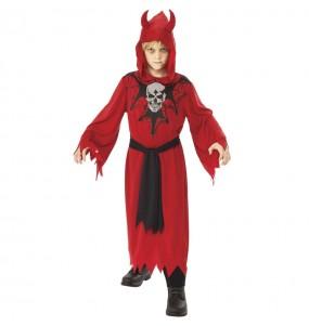 Costume da Diavolo Giustiziere per bambino
