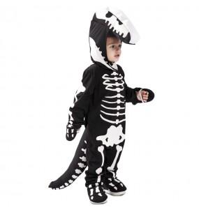 Costume da Dinosauro Scheletro per bambino