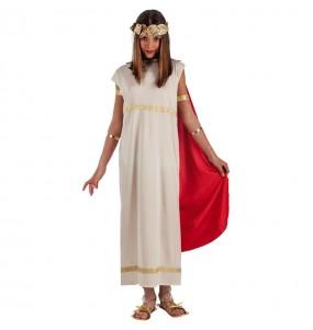 Travestimento Dea Greca Olympus bambina che più li piace