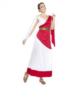 Costume da Dea del Pantheon greco per donna