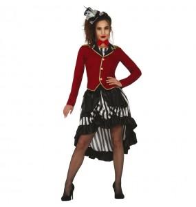 Costume da Direttore del Terror Circus per donna